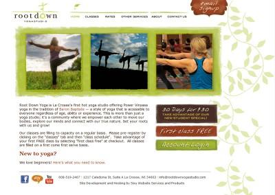 Root Down Yoga Studio